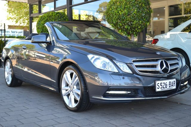 Used Mercedes-Benz E250 CDI A207 MY12 BlueEFFICIENCY 7G-Tronic + Avantgarde, 2012 Mercedes-Benz E250 CDI A207 MY12 BlueEFFICIENCY 7G-Tronic + Avantgarde Grey 7 Speed