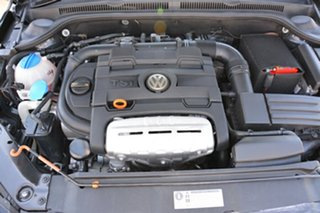 2011 Volkswagen Jetta 1B MY12 118TSI DSG Comfortline Grey 7 Speed Sports Automatic Dual Clutch Sedan