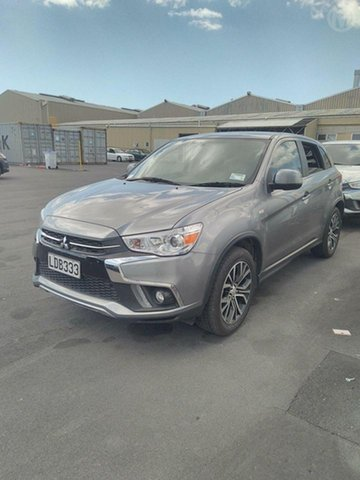 Used Mitsubishi ASX  , 2018 Mitsubishi ASX XLS Grey Continuous Variable Transmission Wagon