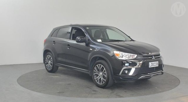 Used Mitsubishi ASX  , 2018 Mitsubishi ASX XLS Black Continuous Variable Wagon