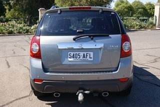 2009 Holden Captiva CG MY09.5 CX (4x4) Grey 5 Speed Automatic Wagon