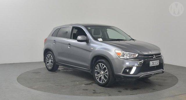 Used Mitsubishi ASX  , 2018 Mitsubishi ASX XLS Grey Continuous Variable Wagon