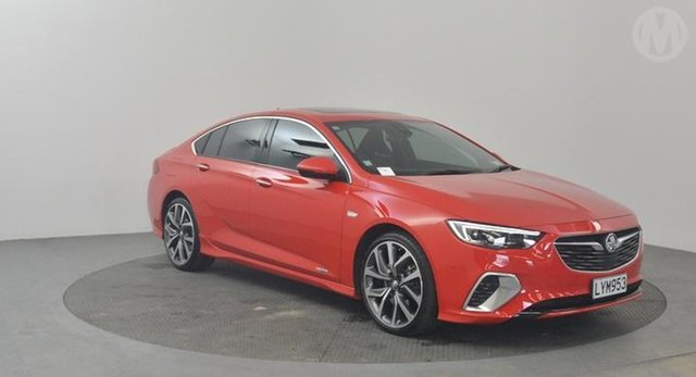 Used Holden Commodore  , 2018 Holden Commodore VXR Red 9spd Tiptronic Hatchback