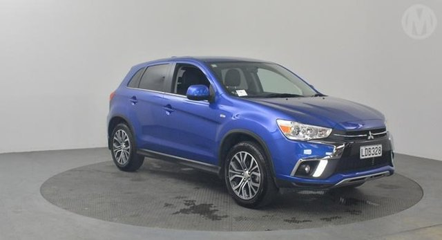 Used Mitsubishi ASX  , 2018 Mitsubishi ASX XLS Blue Continuous Variable Wagon