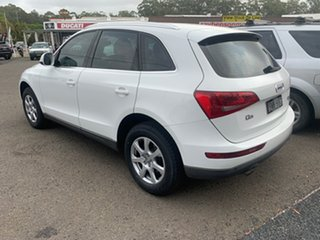 2011 Audi Q5 8R MY11 TFSI QUATTRO 2.0T White 7 Speed Steptronic Wagon.