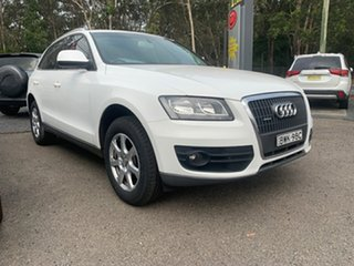 2011 Audi Q5 8R MY11 TFSI QUATTRO 2.0T White 7 Speed Steptronic Wagon