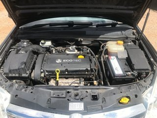 2008 Holden Astra AH MY08.5 CD Black 4 Speed Automatic Hatchback