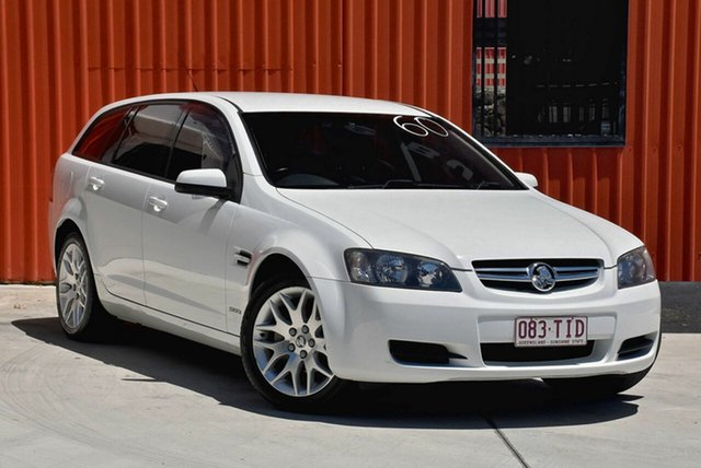 Used Holden Commodore VE MY10 International Sportwagon, 2010 Holden Commodore VE MY10 International Sportwagon White 6 Speed Sports Automatic Wagon