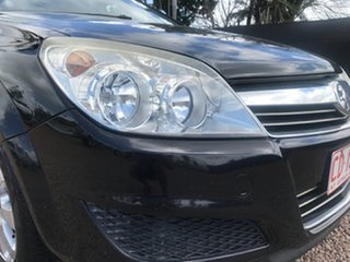 2008 Holden Astra AH MY08.5 CD Black 4 Speed Automatic Hatchback.