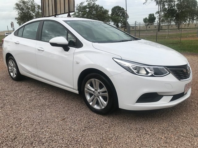Used Holden Astra BL MY17 LS, 2017 Holden Astra BL MY17 LS White 6 Speed Sports Automatic Sedan