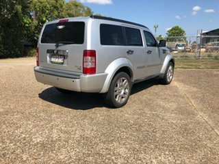 2009 Dodge Nitro KA MY09 SXT Silver 5 Speed Sports Automatic Wagon