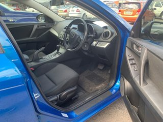 2012 Mazda 3 NEO BLII UPGRAD AUTO Blue 4 Speed Automatic Hatchback
