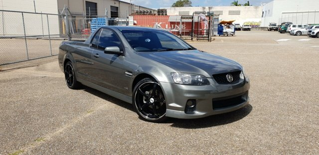 Used Holden Ute VE II SV6, 2010 Holden Ute VE II SV6 Grey 6 Speed Sports Automatic Utility
