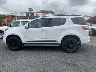 2012 Holden Colorado 7 LT 4X4 7 seater White 6 Speed Automatic Wagon.