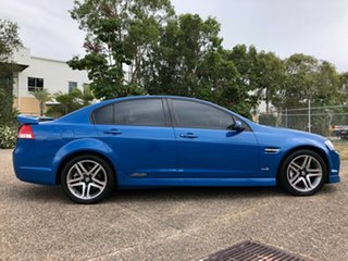 2012 Holden Commodore VE II MY12 SS Blue 6 Speed Sports Automatic Sedan.