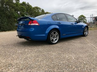 2012 Holden Commodore VE II MY12 SS Blue 6 Speed Sports Automatic Sedan