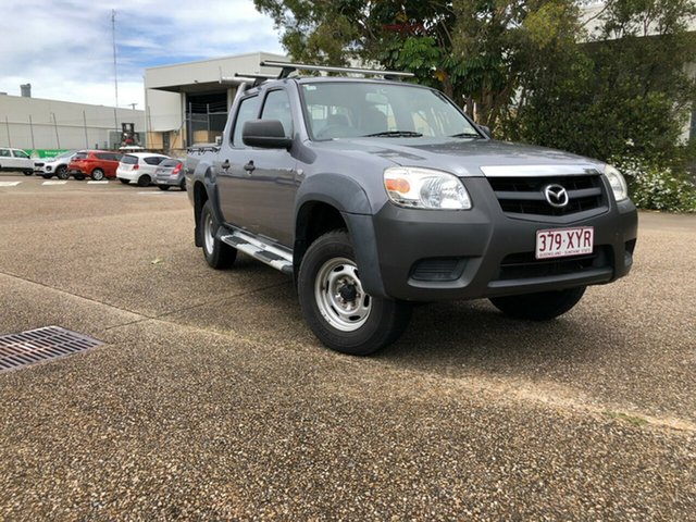 Used Mazda BT-50 UNY0E4 DX 4x2, 2009 Mazda BT-50 UNY0E4 DX 4x2 Grey 5 Speed Automatic Utility