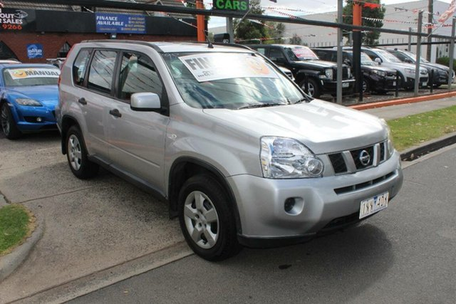 Used Nissan X-Trail T31 ST (4x4), 2009 Nissan X-Trail T31 ST (4x4) Silver 6 Speed CVT Auto Sequential Wagon