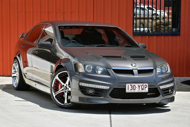 Used Holden Special Vehicles GTS E Series 2 , 2009 Holden Special Vehicles GTS E Series 2 Grey 6 Speed Manual Sedan