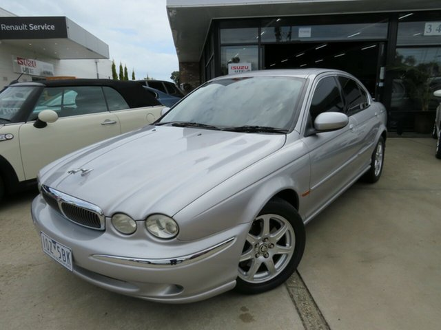 Used Jaguar X-Type X400 SE, 2003 Jaguar X-Type X400 SE Platinum 5 Speed Automatic Sedan