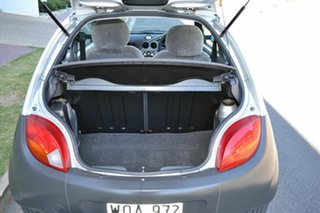 2001 Ford Ka TB 2 Collection Silver 5 Speed Manual Hatchback