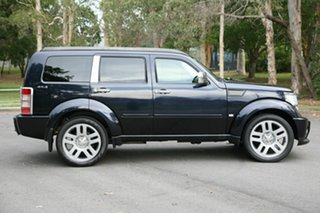 2010 Dodge Nitro KA MY11 SXT Black 4 Speed Automatic Wagon.