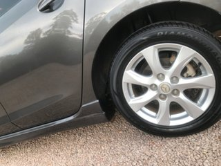 2009 Mazda 3 BL10F1 Maxx Sport Grey 6 Speed Manual Sedan