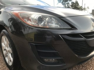 2009 Mazda 3 BL10F1 Maxx Sport Grey 6 Speed Manual Sedan.