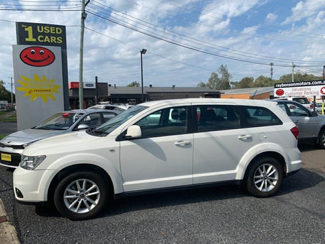 Used Fiat Freemont  , 2014 Fiat Freemont 7 SEATER White 6 Speed 6 SP Auto Active Select Wagon