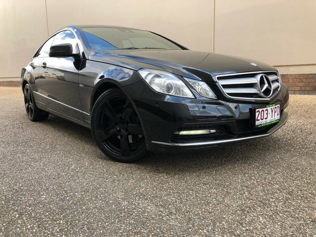 Used Mercedes-Benz E250 CDI A207 BlueEFFICIENCY Avantgarde, 2011 Mercedes-Benz E250 CDI A207 BlueEFFICIENCY Avantgarde Black 5 Speed Sports Automatic Cabriolet