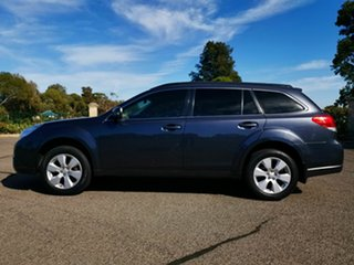 2011 Subaru Outback MY11 2.5I Gunmetal Continuous Variable Wagon