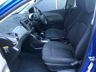 2012 Holden Barina TK MY11 Blue 4 Speed Automatic Hatchback