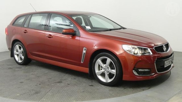 Used Holden Commodore  , 2016 Holden Commodore VF2 SV6 Red 6 Speed Automatic Wagon