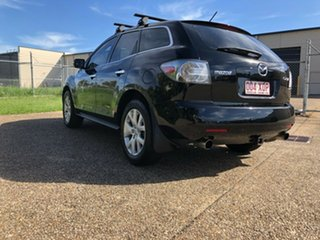 2007 Mazda CX-7 ER1031 MY07 Luxury Black 6 Speed Sports Automatic Wagon