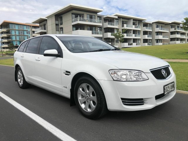 Used Holden Commodore VE II MY12.5 Omega Sportwagon, 2013 Holden Commodore VE II MY12.5 Omega Sportwagon White 6 Speed Sports Automatic Wagon