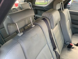 2005 Ford Territory SX 7 seater GHIA Silver 4 Speed Automatic Wagon