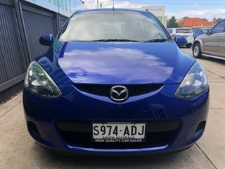 2009 Mazda 2 DE10Y1 Neo Blue 5 Speed Manual Hatchback