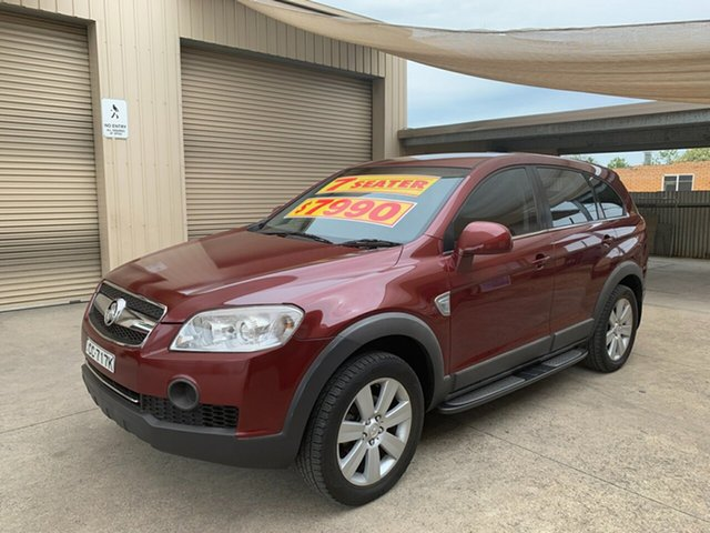 Used Holden Captiva  , Holden Captiva Automatic Wagon