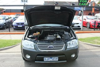2006 Ford Territory SY Ghia (RWD) Grey 4 Speed Auto Seq Sportshift Wagon