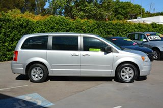 2009 Chrysler Grand Voyager RT 5th Gen MY09 Touring Silver 6 Speed Automatic Wagon