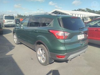 2018 Ford Escape Trend AWD Green 6 Speed Tiptronic Wagon.