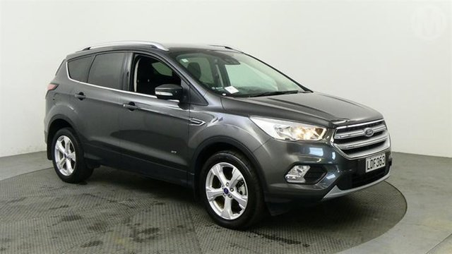 Used Ford Escape  , 2018 Ford Escape Trend AWD Grey 6 Speed 6spd Tiptronic Wagon