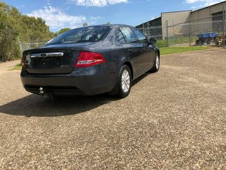 2012 Ford Falcon FG MkII XT Grey 6 Speed Sports Automatic Sedan