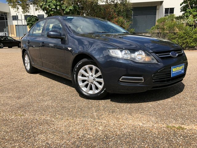 Used Ford Falcon FG MkII XT, 2012 Ford Falcon FG MkII XT Grey 6 Speed Sports Automatic Sedan
