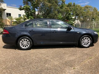 2012 Ford Falcon FG MkII XT Grey 6 Speed Sports Automatic Sedan.