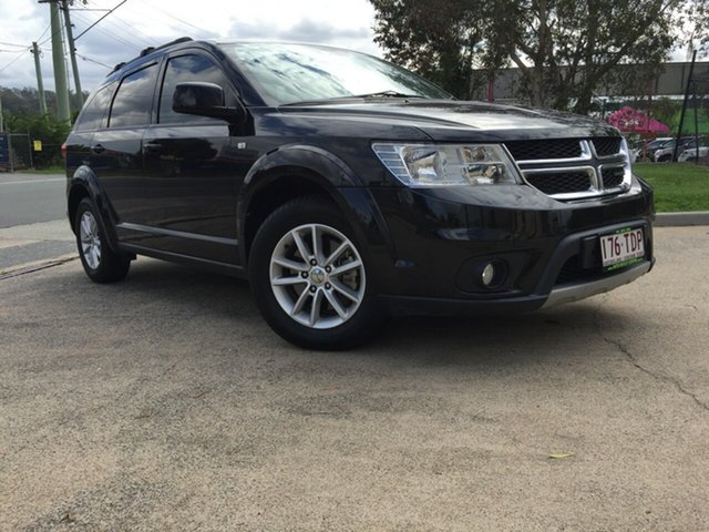 Used Dodge Journey JC MY14 SXT, 2013 Dodge Journey JC MY14 SXT Black 6 Speed Automatic Wagon