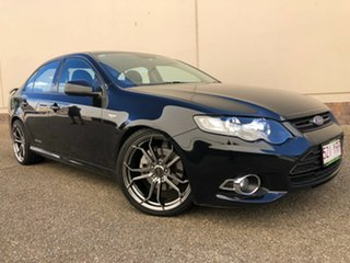 2012 Ford Falcon FG MkII XR6 Turbo Black 6 Speed Sports Automatic Sedan