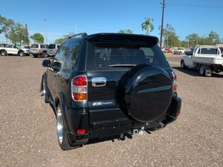 2004 Toyota RAV4 TRD Black 4 Speed Auto Active Select Wagon