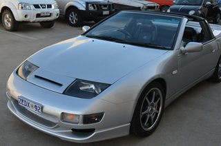 1992 Nissan 300ZX Z32 Silver Automatic Convertible