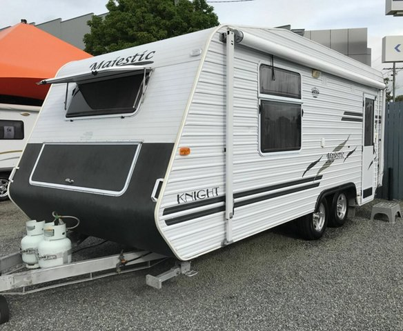 Used Majestic Knight  , 2007 Majestic Knight Caravan